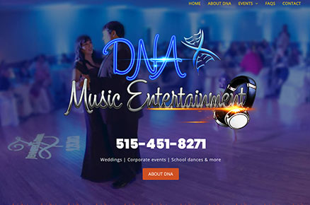 DNA Music Entertainment